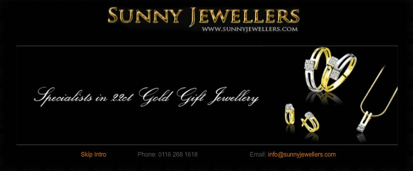 Sunny Jewellers Leicester | Stockists of Gold Bullion Investment Bars coins Certified diamond Jewellery and designer Silver wear