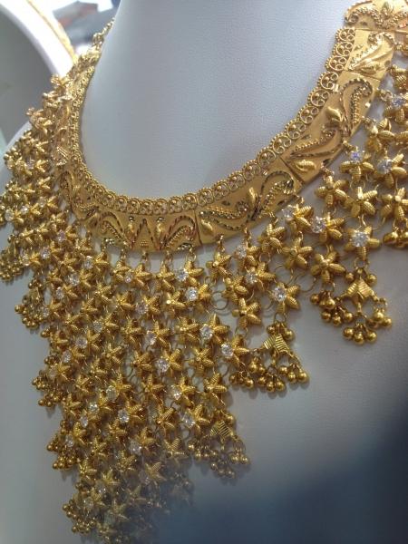 22ct gold jewellery online shopping dubai
